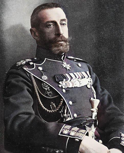 Константин Константинович Романов
