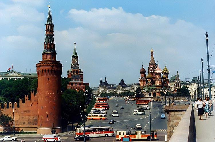 Москва 1980 год