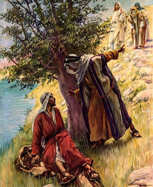 О встрече Нафанаила со Христом