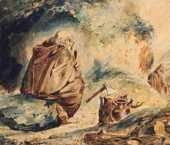 Отшельник-пустынник