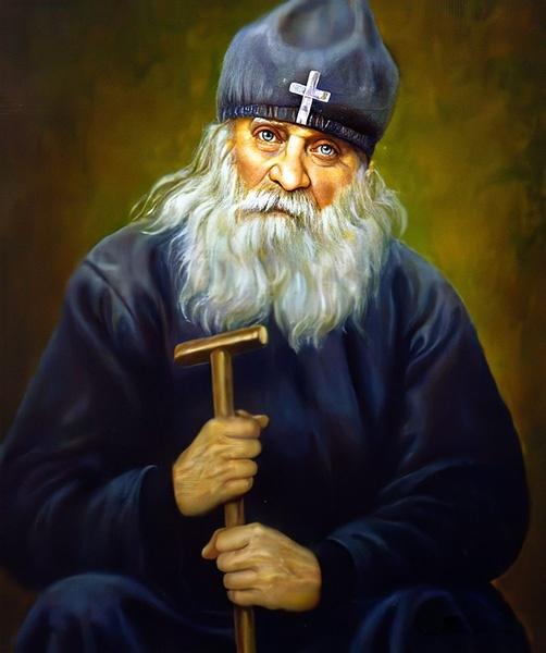 Преподобный Исаакий I (Антимонов), Оптинский