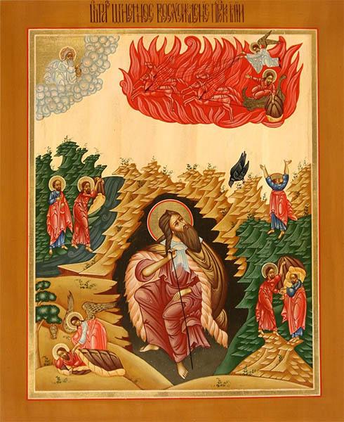 Пророк Илия Фесвитянин