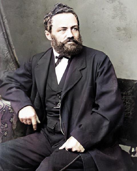 Путешественник Александр Миддендорф