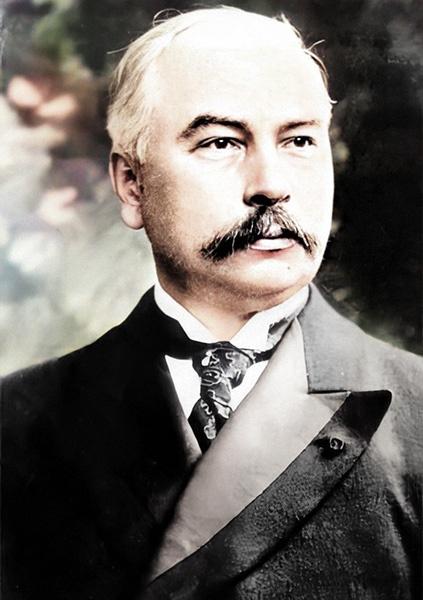 Российский юрист Фёдор Фёдорович Мартенс