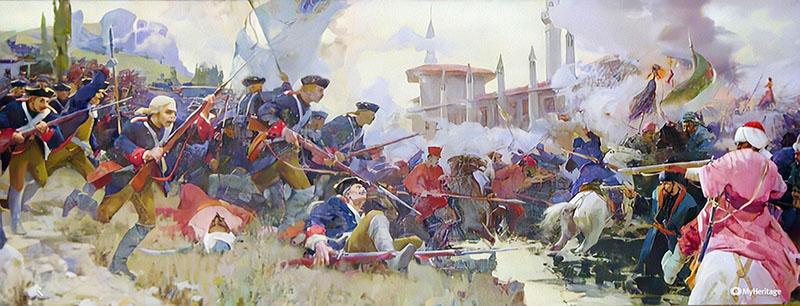 Сражение под Ставучанами