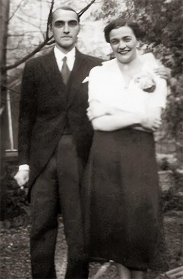 Вера и Николай Оболенские