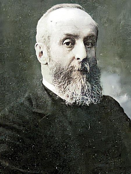 Археолог Алексей Бобринский