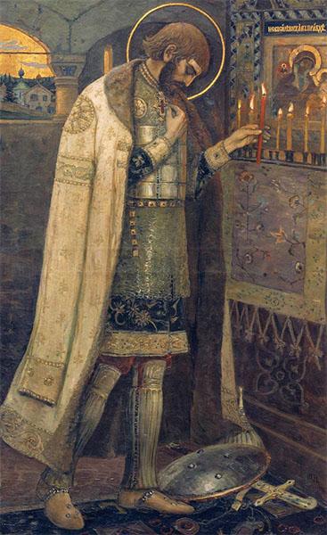 Благоверный великий князь Александр Невский