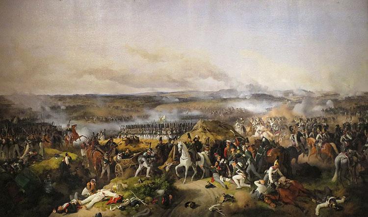 Бородинское сражение 1812 года
