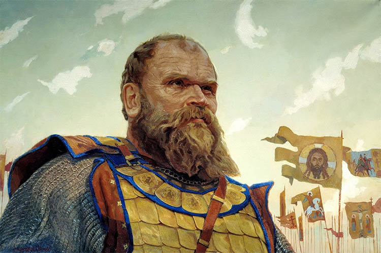 Дмитрий Боброк Волынец