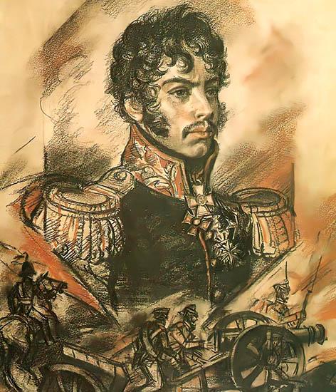Генерал Александр Иванович Кутайсов
