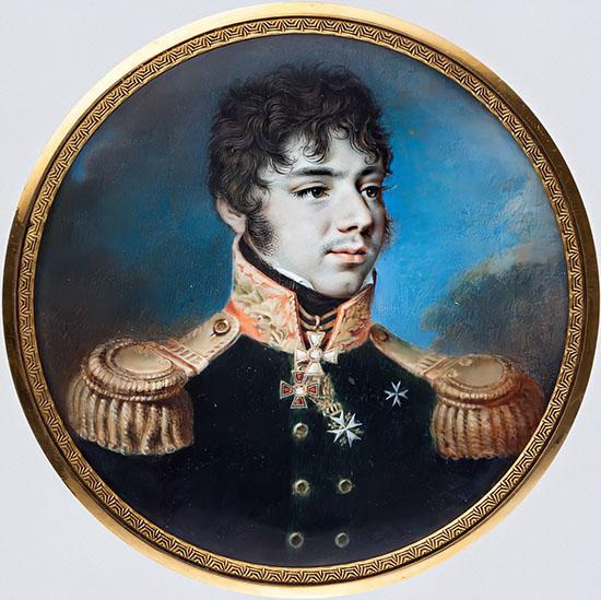 Генерал Александр Кутайсов