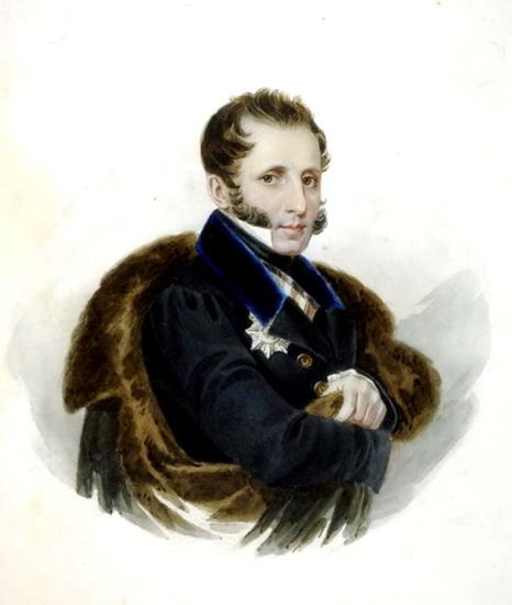 Граф Сергей Уваров
