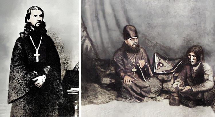 Иеромонах Макарий в годы служения в Алтайской миссии