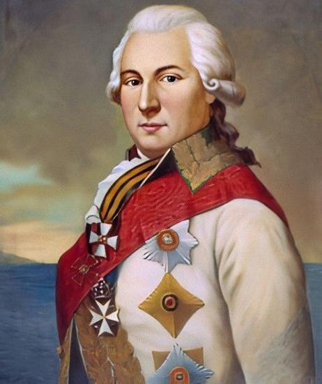 Иосиф Михайлович де Рибас
