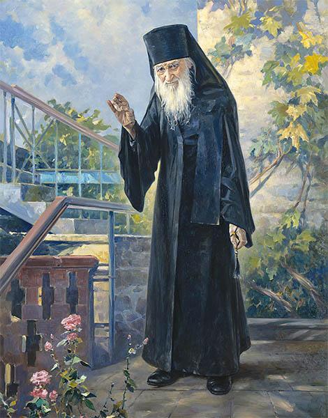 Монашеское благословение