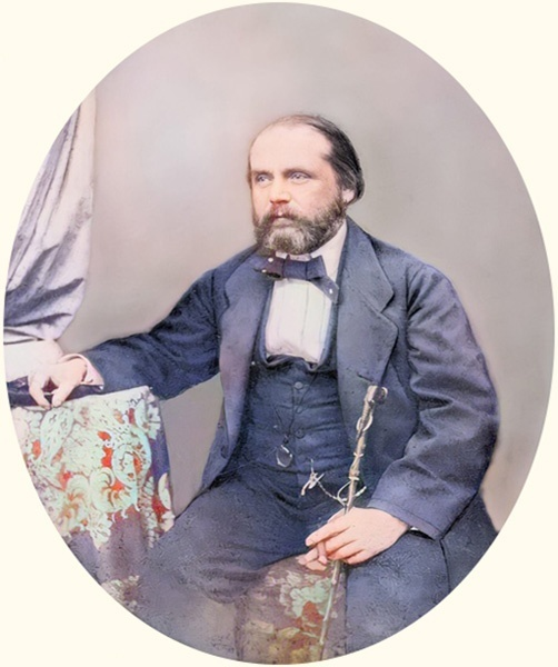 Писатель Иван Александрович Гончаров