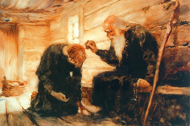 Подвижник и старец