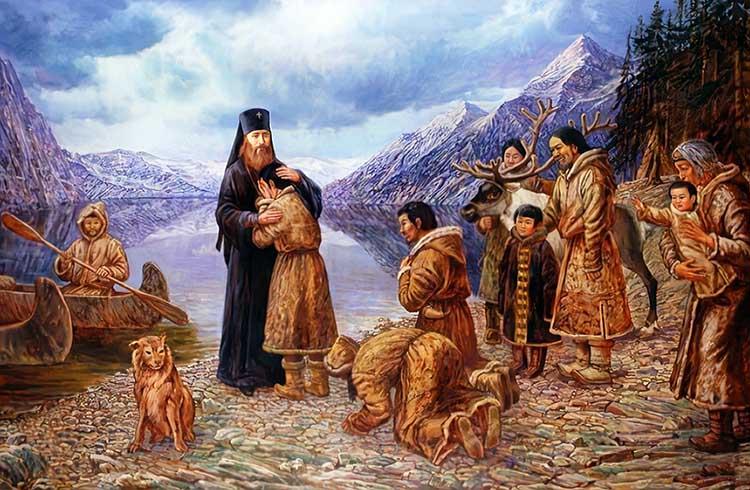 Православное миссионерство в Америке