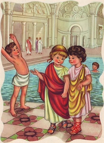 Римские дети