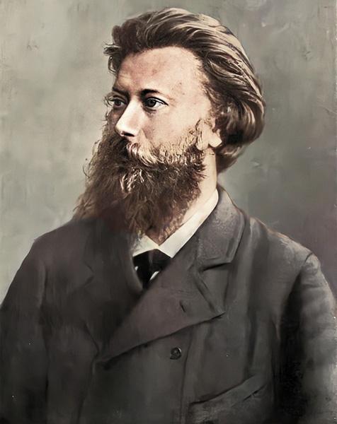Русский электротехник Павел Николаевич Яблочков