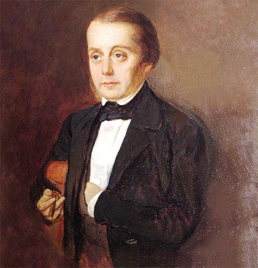 Русский писатель Иван Гончаров