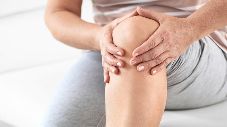 Самомассаж коленных суставов