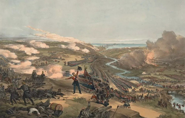 Сражение на реке Альма