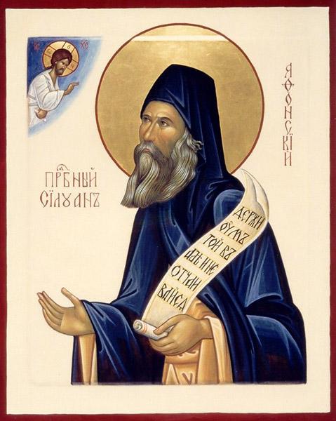 Святой Силуан Афонский