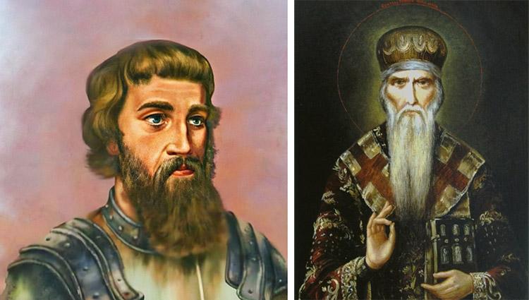 Василий I Дмитриевич и митрополит Киприан