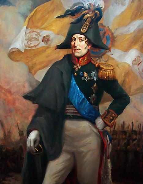 Генерал Михаил Милорадович