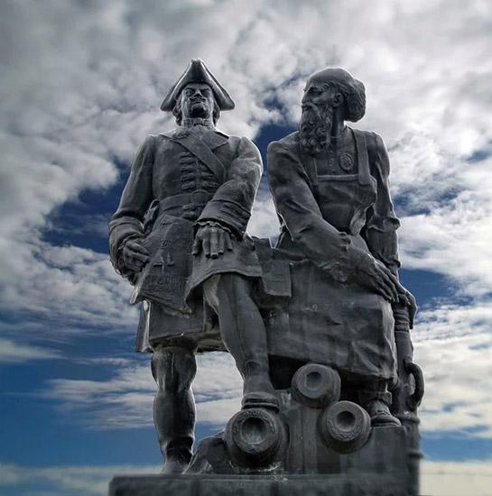 Петр Великий и Никита Демидов