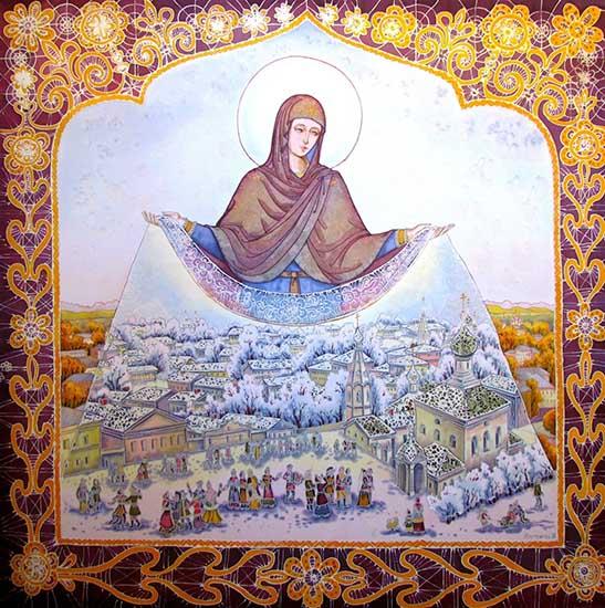 Покров Богородицы
