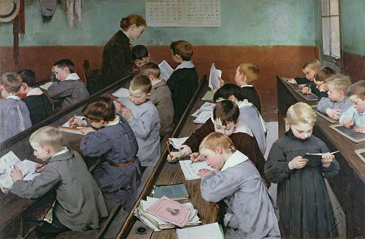 Школа в Российской империи