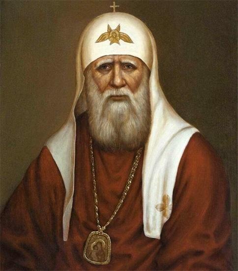 Святитель Тихон (Беллавин), патриарх Московский и всея России