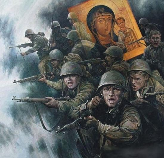 Вера и Великая Отечественная война